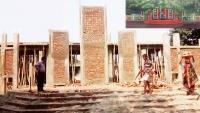 নারায়ণগঞ্জ সিটি মেয়র আইভী'র নির্দেশে আধুনিকায়ন হলো বন্দর কেন্দ্রীয় শহীদ মিনার