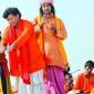 নৌকায় গাওয়া 'ভাটি' অঞ্চলের ঐতিহ্যবাহী লোক-সঙ্গীত ভাটিয়ালি গান