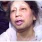 অসুখে কষ্ট পাচ্ছি : বেগম জিয়া