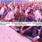 ভদন্ত উঃ পেন্ডিতা মহাথের'র শেষকৃত্যনুষ্ঠানে সিঙ্গিনালায় হাজারো পূণ্যার্থীর ঢল