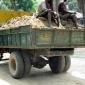 ঝিনাইদহে কোটি কোটি টাকার ইটের রাস্তা গিলে খাচ্ছে প্রভাবশালী মাটি ব্যবসায়ীর