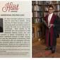 বাংলাদেশের ডা. নাসের খান অ্যামেরিকায় 'ফ্রম দি হার্ট -২০১৯' পুরস্কারে ভূষিত