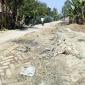 বাঁশবাড়িয়া-তিলাবদুরী রাস্তা খানা-খন্দকে ভরা : নজর নেই কর্তৃপক্ষের