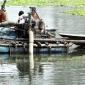 অবৈধভাবে বালু উত্তোলন ঝুঁকিতে যমুনার তীর রক্ষা প্রকল্প