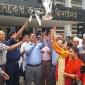 'স্বাস্থ্য সেবা অধিকার, শেখ হাসিনার অঙ্গীকার' শ্লোগানে ঝিনাইদহে স্বাস্থ্যসেবা সপ্তাহের উদ্বোধন