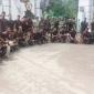 বিজিবিকে ২০টি প্রশিক্ষণ প্রাপ্ত কুকুর উপহার দিয়েছেন বিএসএফ
