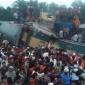 ব্রাহ্মণবাড়িয়ায় ট্রেন দুর্ঘটনায় নিহত-১৬ আহত শতাধিক