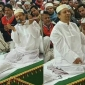 শেরপুরে আখেরী মোনাজাতের মধ্য দিয়ে শেষ হলো বিশ্ব উরস শরীফ