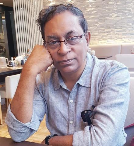 ছবি : জননেতা কমরেড সাইফুল হক