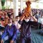 হরিণা লুম্বিনী বন বিহারে ১৫তম দানোত্তম কঠিন চীবরদান সম্পন্ন