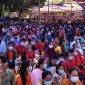 শতভাগ স্বাস্থ্যবিধি অনুসরণ করে রাঙামাটি রাজবনবিহারে ৪৭তম দানোত্তম চীবর দানানুষ্ঠান সম্পন্ন