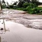 আক্কেলপুর-জয়পুরহাট সড়ক যেন মৃত্যু ফাঁদ : জনদুর্ভোগ
