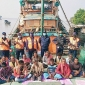 ট্রলারসহ ১৬ ভারতীয় জেলে আটক করেছে কোস্ট গার্ড