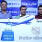 Samsung Bangladesh announces its first week's winners for Maldives Trip